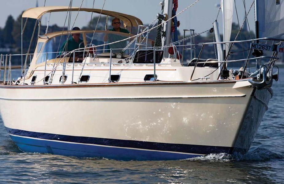 2020 Island Packet 490 Segel Boot zum Verkauf - www