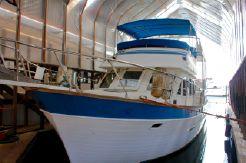 1987 Marine Trader Trawler