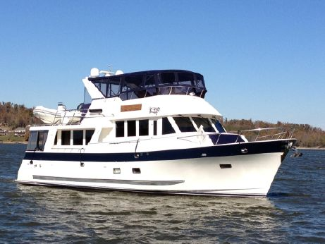 2006 Alaskan 56 Raised Pilothouse