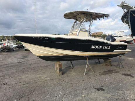 2011 Scout Boats 222 Sportfish