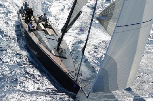 Frers 57' Day Sailer