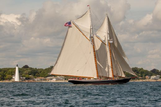 2018 Eastern Shipbuilding Group - Racing/ Fishing Schooner