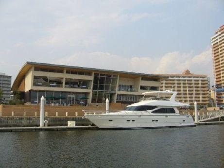 2007 Horizon Flybride Motor Yacht