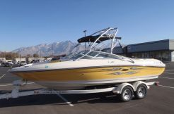 2006 Sea Ray 205 Sport Bowrider
