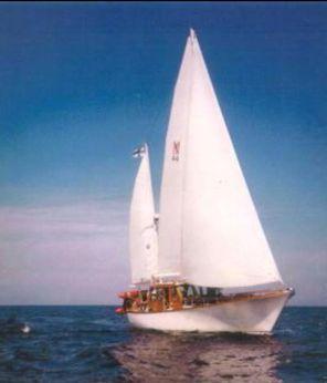 1976 Nauticat 44 Ketch