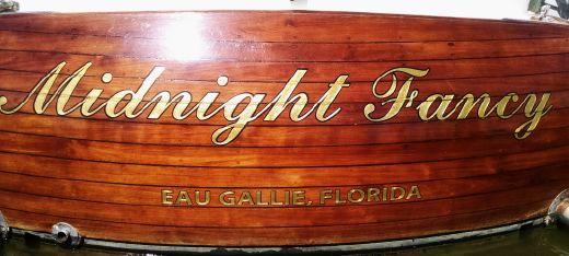 1986 Midnight Lace Flybridge