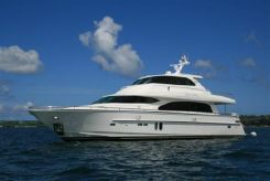 2008 Horizon Motor Yacht with Sky Lounge