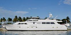1990 Broward Raised Bridge Motor Yacht