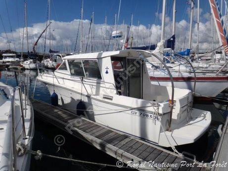 1990 Gibert Marine Jamaica 27