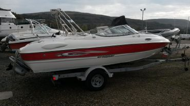 2008 Stingray 195 CX