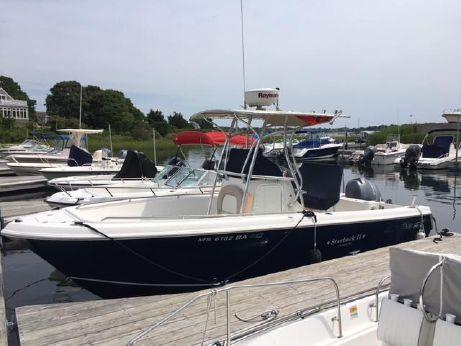 2012 Sailfish 2180 CC