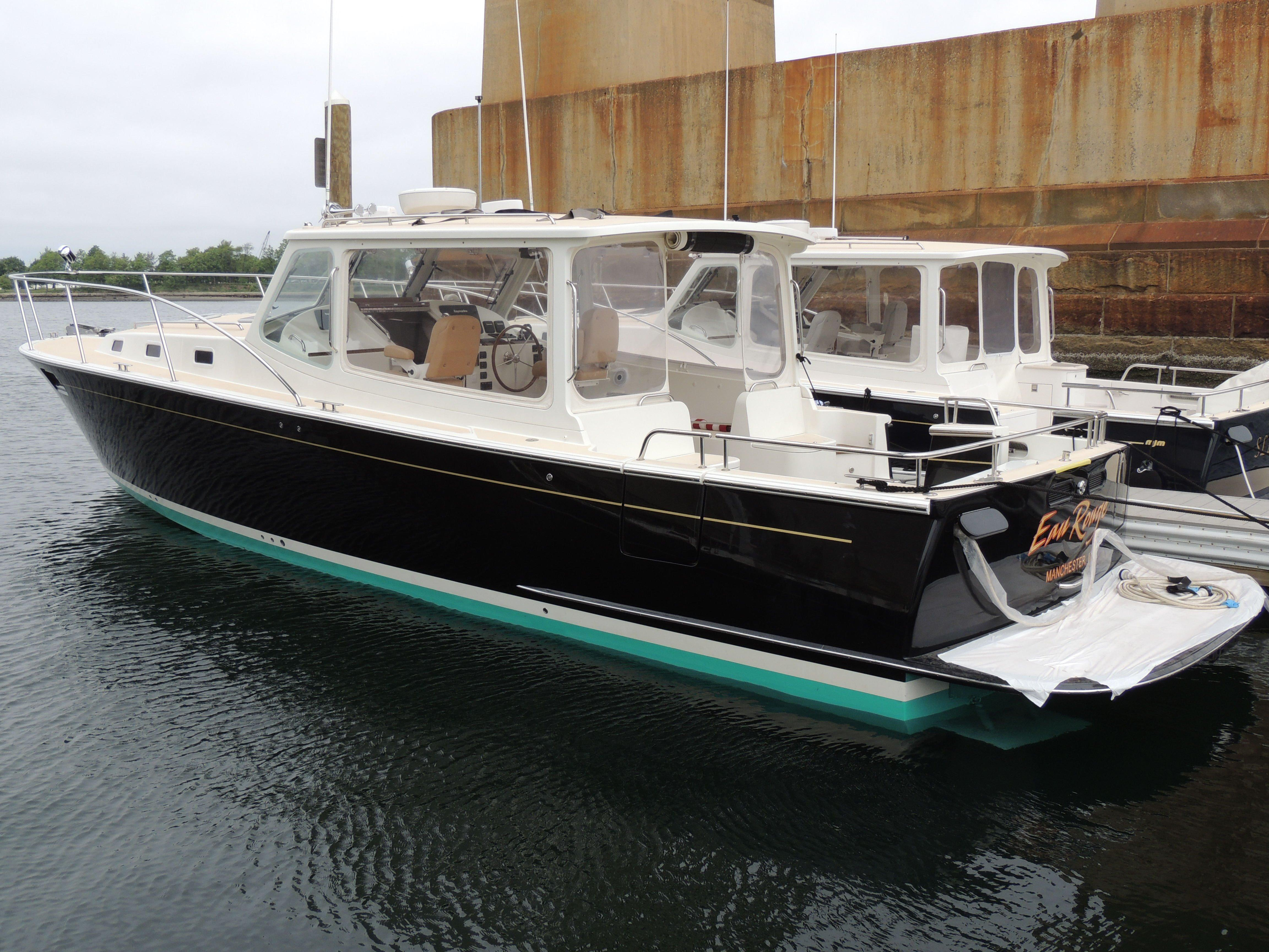 Stonington (CT) United States  city photo : 2012 MJM 40z Downeast Power Boat For Sale www.yachtworld.com