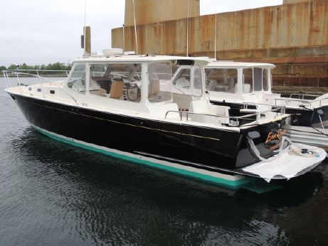 2012 Mjm 40z Downeast