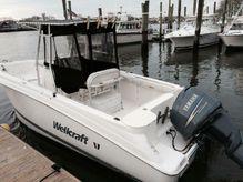2008 Wellcraft 252 Fisherman