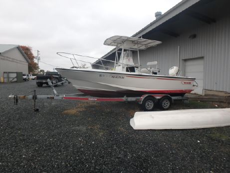 1995 Boston Whaler Outrage 21