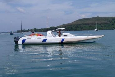 2011 Rib Mc Boat 50FT