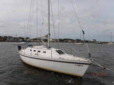 1988 Canadian Sailcraft 30