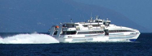 2004 Custom Fast Catamaran Ferry