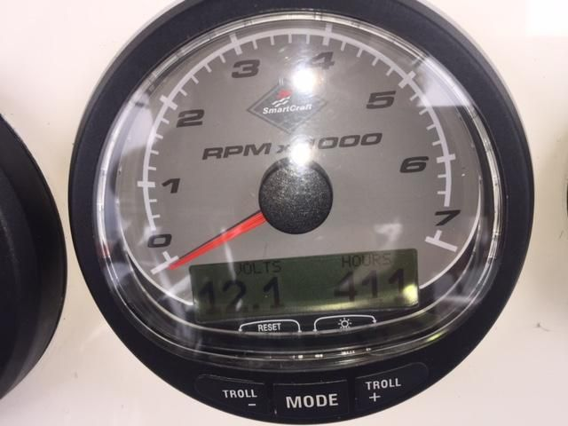 Sunseeker 37 Sportfisher Engine Hours