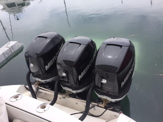 Sunseeker 37 Sportfisher Triple Engines