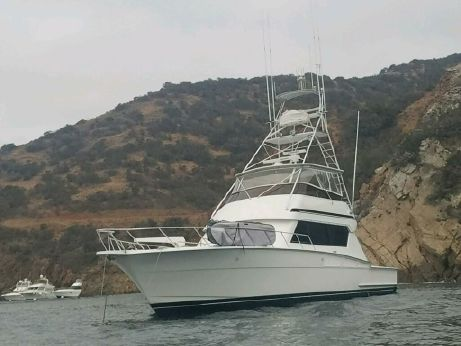 1990 Hatteras Convertible/Flybridge