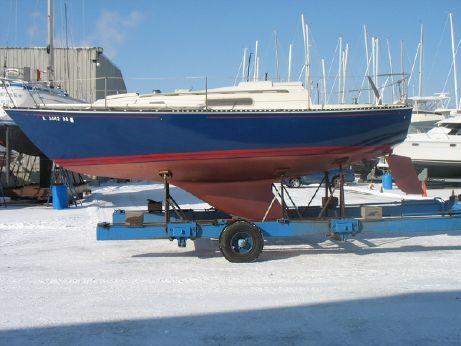 1973 C & C 27 Mk II