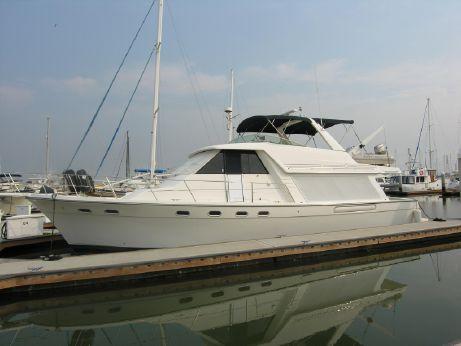 1999 Bayliner 4788 Pilot House Motoryacht