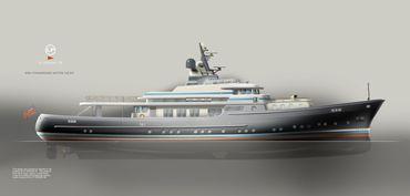 2020 Motor Yacht Commodore