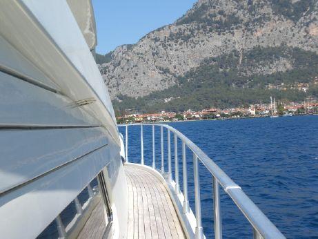 1996 Ferretti Yachts 185 S