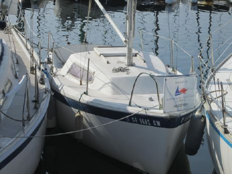 1967 Columbia 22 Fixed Keel
