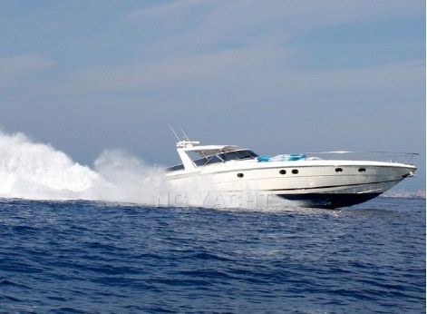 1996 Baia 55 Exuma Force One