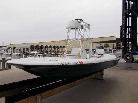2001 Talon Flats Boat