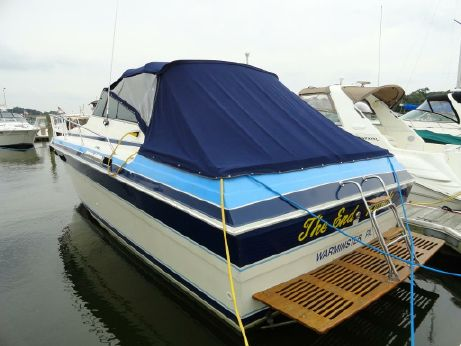 1984 Wellcraft 3100 Express