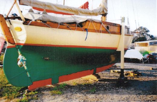 1938 'blackwater' Bermudan Sloop