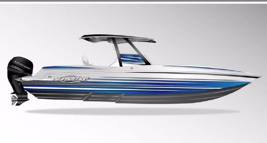 2018 Sunsation Powerboats 32 CCX