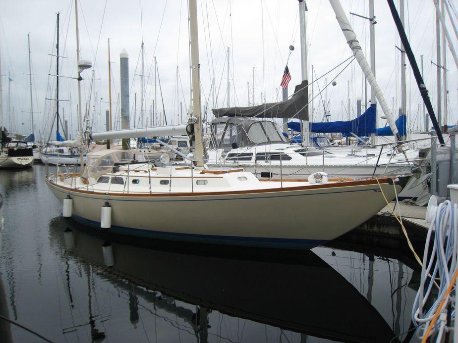 1970 Hinckley Bermuda 40 Custom Yawl Sail Boat For Sale   www yachtworld com. 1970 Hinckley Bermuda 40 Custom Yawl Sail Boat For Sale   www
