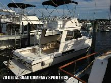 2004 Delta Canaveral Boat Co Sportfish/Dive