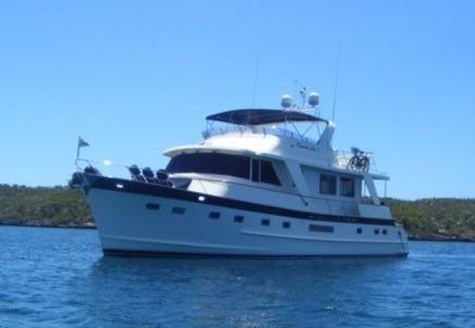 2001 Grand Alaskan Trawler