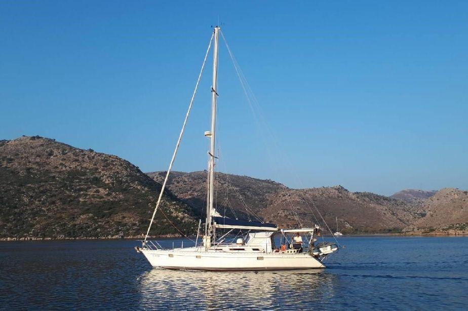 1984 Jeanneau Sun Legende 41 Sail Boat For Sale - www