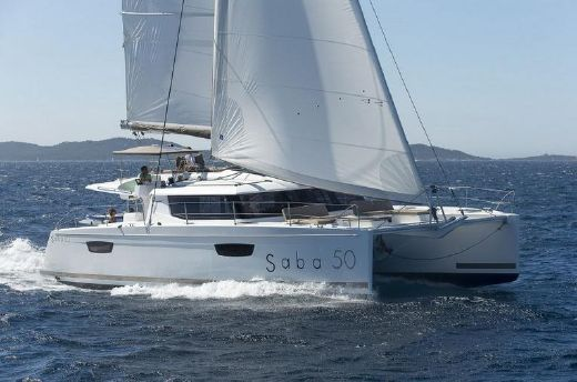 2017 Fountaine Pajot SABA 50