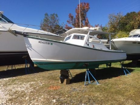 1976 Wasque Bass Boat