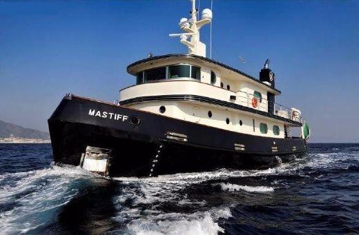 1967 Tugboat Aplledore Mastiff