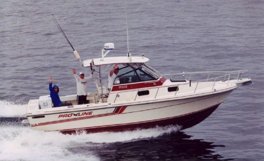 1990 Pro-Line 250 Walk Around