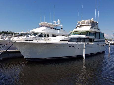 1986 Bertram 58 Motor Yacht