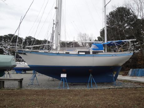 1975 Downeaster 38