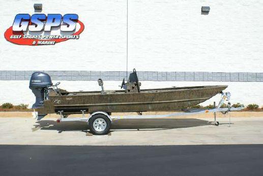 2015 G3 Boats 1860cc