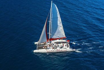 thumbnail photo 0: 2015 Fountaine Pajot Taiti Day Charter 80