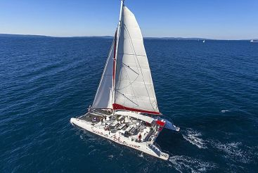 thumbnail photo 1: 2015 Fountaine Pajot Taiti Day Charter 80