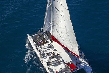 thumbnail photo 2: 2015 Fountaine Pajot Taiti Day Charter 80
