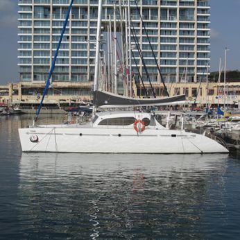 2011 Manta F44 Sailing Catamaran